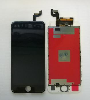 Дисплей с сенсором iPhone 6S, черный