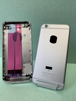 Корпус iPhone 6S, серебро