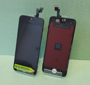 Дисплей с сенсором iPhone 5S, iphone SE черный