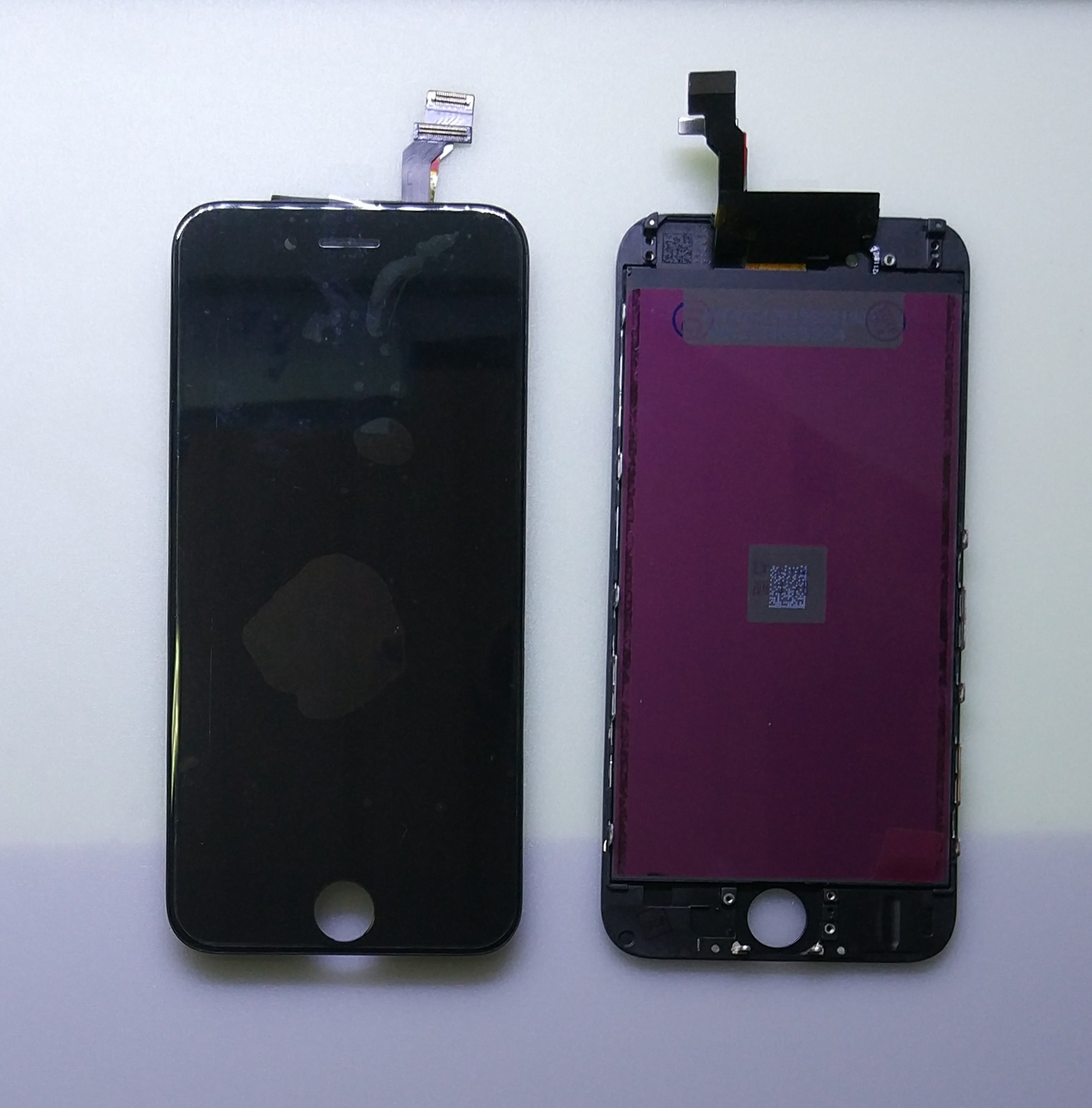Дисплей с сенсором iPhone 6, черный, 4,7