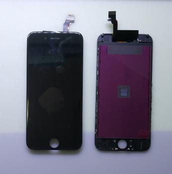 Дисплей с сенсором iPhone 6, черный
