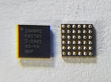 Микросхема зарядки U2 CBTL1608A1, iphone 5g