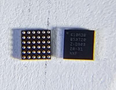 Микросхема зарядки U2, iphone 7, 7 Plus (610A3b)