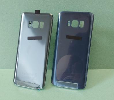 Задняя крышка Samsung Galaxy S8, SM G950f, серебро