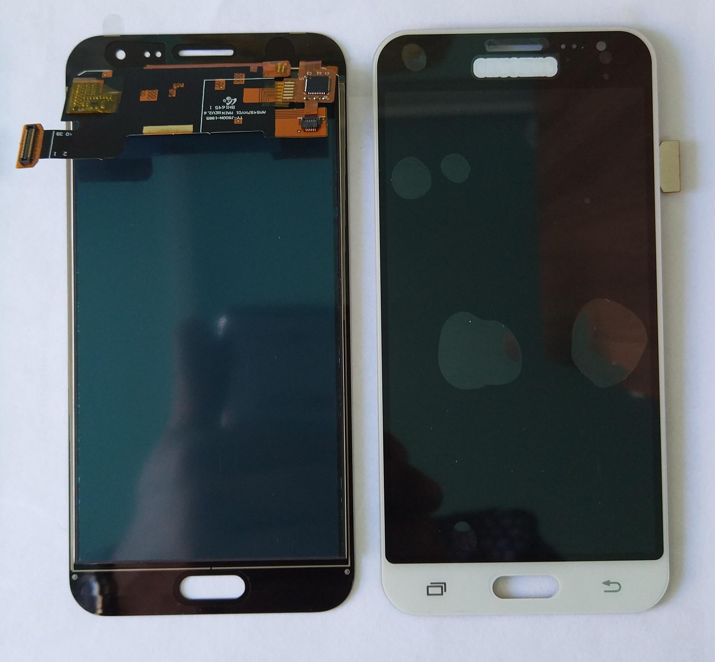 Дисплей с сенсором Samsung Galaxy J3, SM J320f, белый, TFT