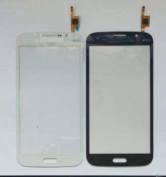Сенсорное стекло (тачскрин) Samsung Galaxy Mega 5.8, GT i9152 черный