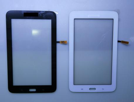 Сенсорное стекло (тачскрин) Samsung Galaxy Tab 3 Lite, SM T110, черный