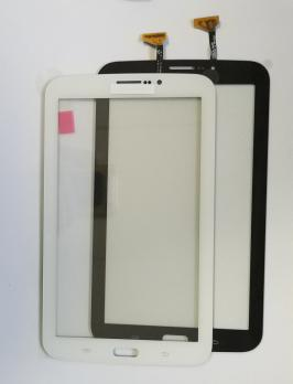 Сенсорное стекло (тачскрин) Samsung Galaxy Tab 3, 7.0, 3g, SM T211, белый