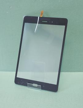 Сенсорное стекло (тачскрин) Samsung Galaxy Tab A, 8,0, Lte SM T355, серый