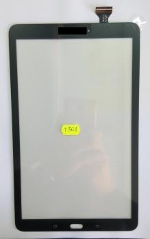 Сенсорное стекло (тачскрин) Samsung Galaxy Tab E, 9,6, SM T561, черный