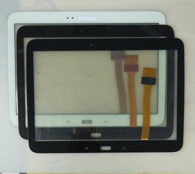 Сенсорное стекло (тачскрин) Samsung Galaxy Tab 3, 10.1, GT P5200, коричневый
