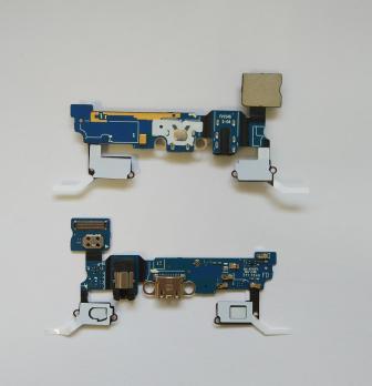Шлейф Samsung  Galaxy A7, SM A700f, с разъемом зарядки