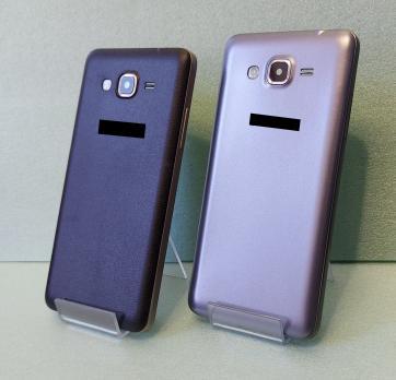 Корпус Samsung Galaxy Grand Prime G530, серый, с кнопками громкости и включения