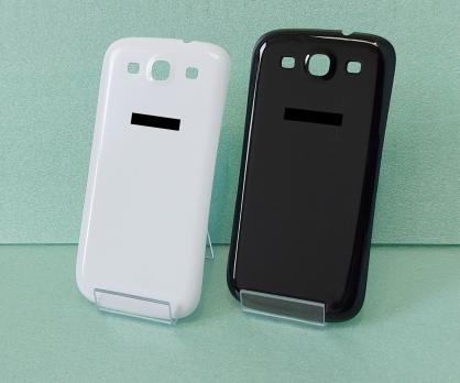 Задняя крышка Samsung Galaxy S3, i9300, черная