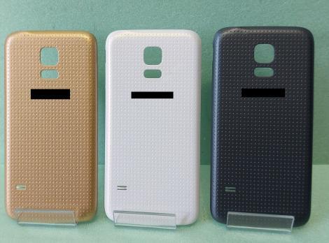 Задняя крышка Samsung Galaxy S5 mini, SM G800, черная