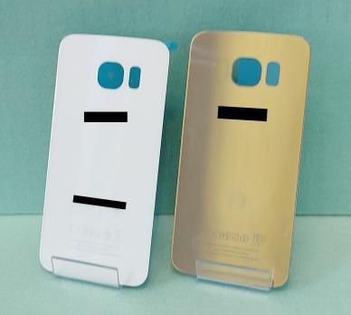 Задняя крышка Samsung Galaxy S6 Edge, SM G925f, золотистая