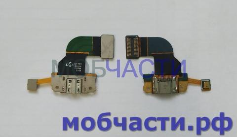 Шлейф (плата) с разъемом зарядки Samsung Galaxy Tab 3, 8.0,SM T311